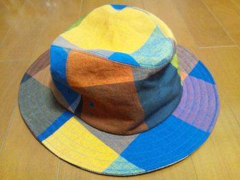 20130103 Pleats帽子.JPG