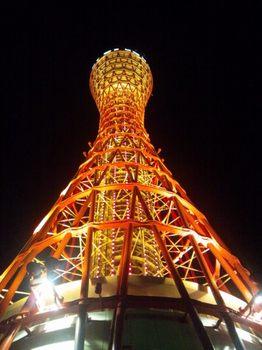20130112 14神戸夜景ツアー4ポートタワー1.JPG