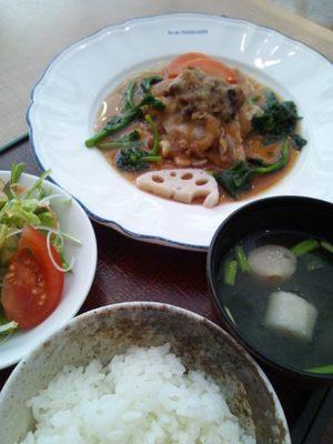 20130217 豚おろし山椒焼定食.JPG