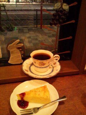 20131221 ぶどうの樹ケーキセット.JPG