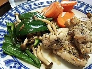 20140721 野菜&ハーブチキンLUNCH.JPG