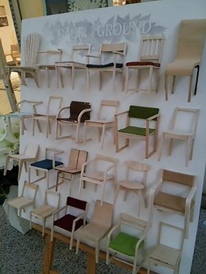 20141130 椅子@LeBain.JPG