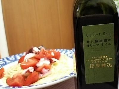 20150331 オリーブオイル緑果搾り.JPG