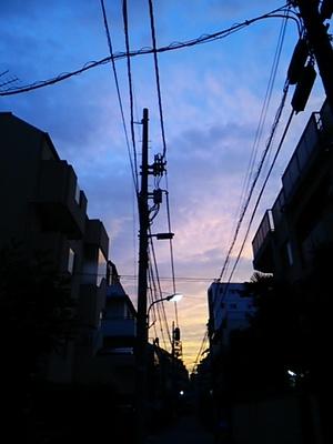 20150627 夕焼け.JPG