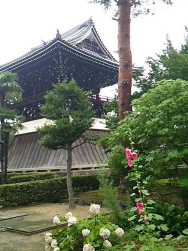 20150704 京都11相国寺承天閣5.JPG
