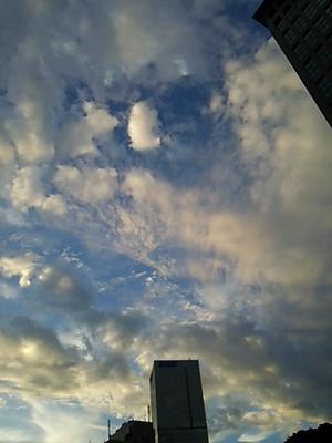 20150723 夕暮れ前の空.JPG