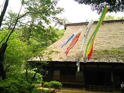 20160503 三渓園28旧矢箆原家住宅.JPG