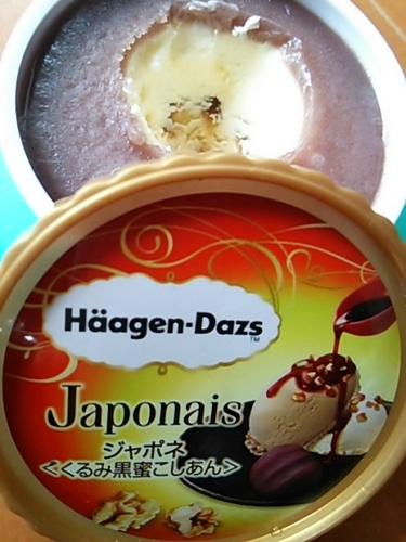 20161029 ハーゲンダッツ・ジャポネ・くるみ黒蜜こしあん.JPG