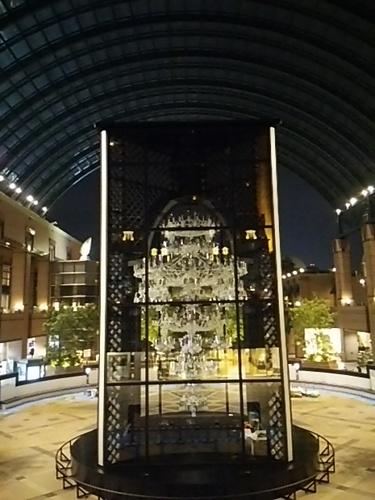 20161031 バカラシャンデリア.JPG