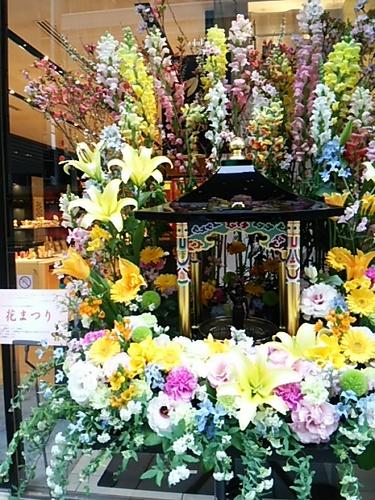 20170409 花まつり@銀座.JPG