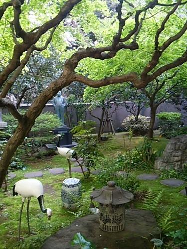 20170416 松岡美術館庭園1.JPG