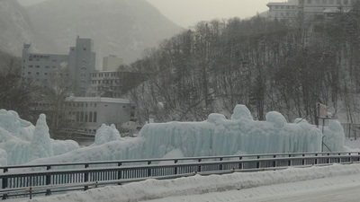 20140211 2層雲峡氷瀑まつり1.JPG