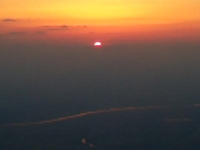 20140323 機上から夕焼け.JPG