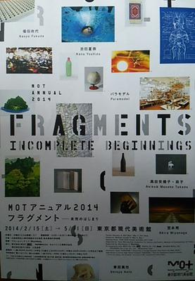 20140506 MOTアニュアル2014フラグメント.JPG