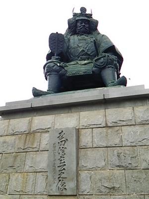 20140809 甲府1武田信玄像.JPG