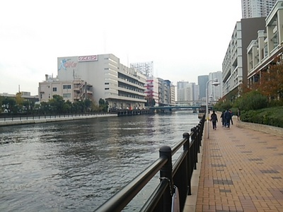 20141124 3芝浦運河.JPG