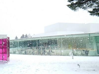 20150210 金沢21世紀美術館1.JPG