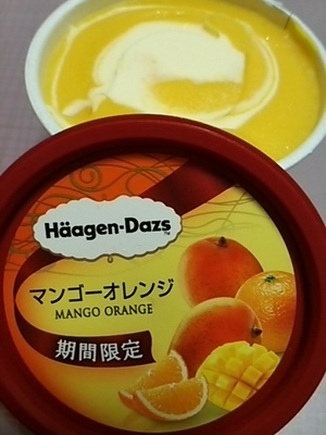 20150421 ハーゲンダッツ・マンゴーオレンジ.JPG