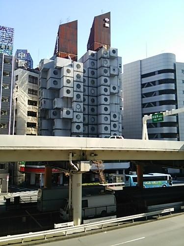20151226 新橋 中銀カプセルタワー.JPG