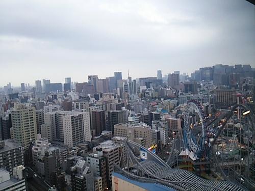 20160305 文京シビックセンターからの眺め.JPG