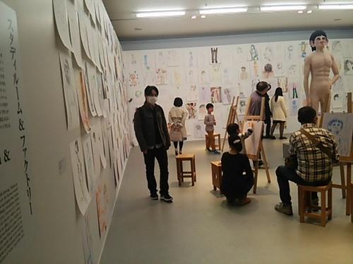 20160327 村上隆スーパーフラットコレクション12.JPG