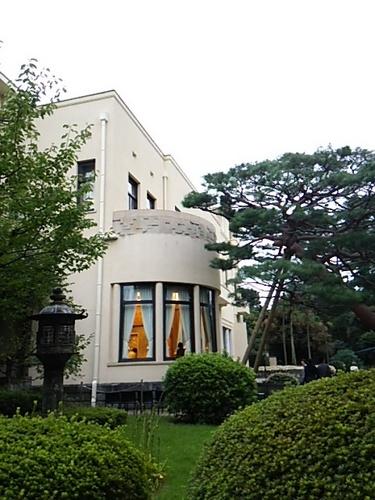 20161001 東京都庭園美術館3.JPG