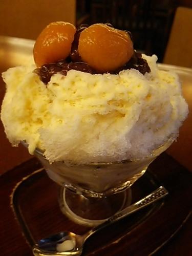20170709 かき氷あずきミルク+杏.JPG