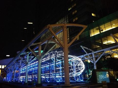 20171125 旧新橋停車場イルミ1.jpg